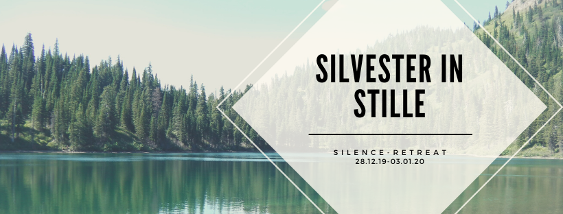 Silvester-Silence-Retreat mit Lars